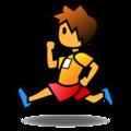 Person Running on emojidex 1.0.34