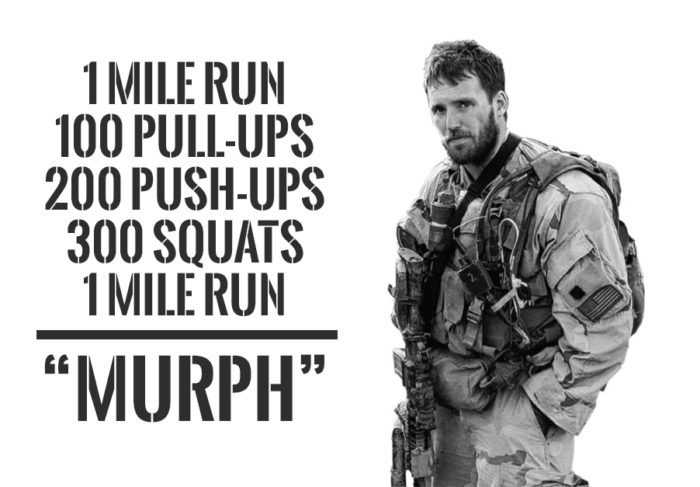 A Guide to Your First MURPH | Icehouse Fit (CrossFit Icehouse)